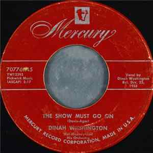 Dinah Washington - The Show Must Go On flac
