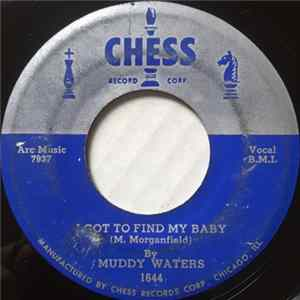 Muddy Waters - I Got To Find My Baby / Just To Be With You flac
