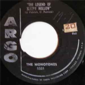 The Monotones - The Legend Of Sleepy Hollow / Soft Shadows flac