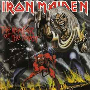 Iron Maiden - The Number Of The Beast flac