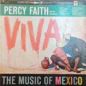 Percy Faith And His Orchestra - Viva! The Music Of Mexico flac