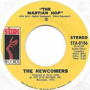 The Newcomers - The Martian Hop / Humpty Dumpty flac