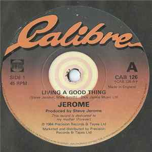 Steve Jerome - Living A Good Thing flac