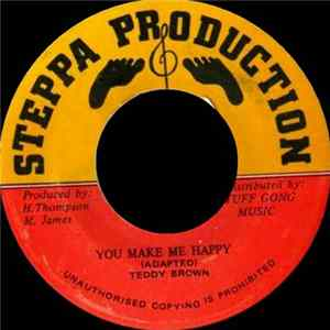 Teddy Brown - You Make Me Happy flac