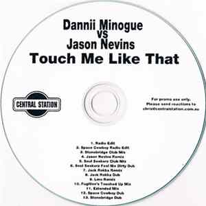 Dannii Minogue Vs Jason Nevins - Touch Me Like That flac